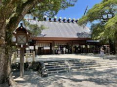 熱田神宮へ参拝🙏